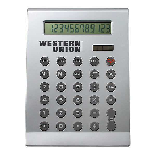USB Hub With Calculator