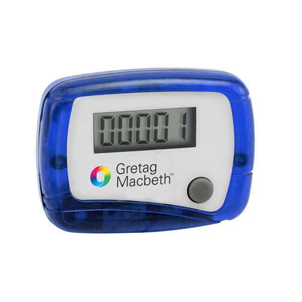 Compact Pedometer
