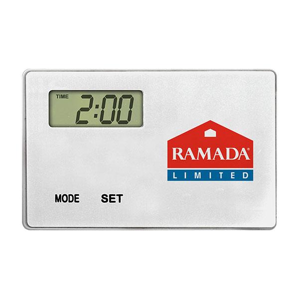 Refrigerator Magnet Clock
