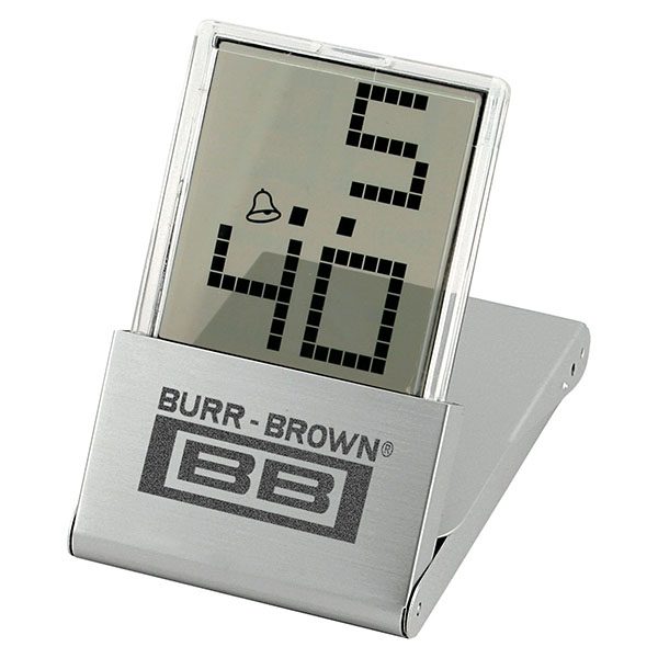 Dot Matrix Alarm Clock