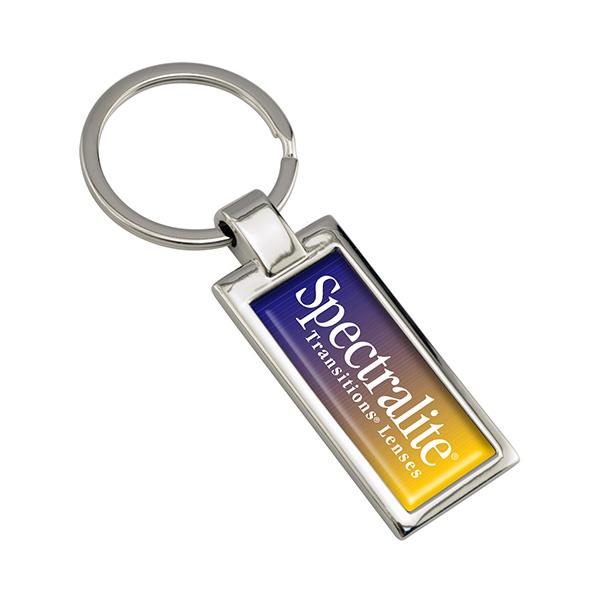 Elegant Metal Keychain