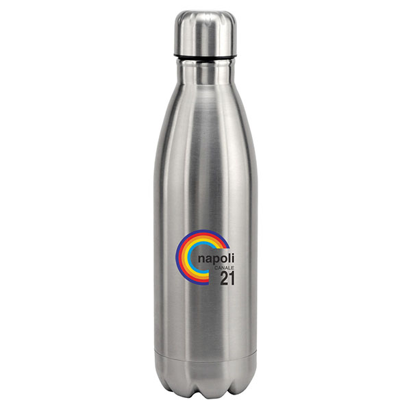25 Oz. Stainless Steel Double Wall Bottle