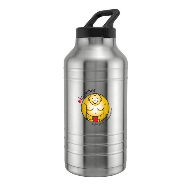 64 Oz. Stainless Steel Bottle