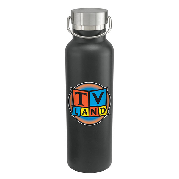 24 Oz. Stainless Steel Double Wall Bottle