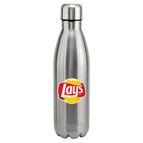 16 Oz. Stainless Steel Double Wall Bottle