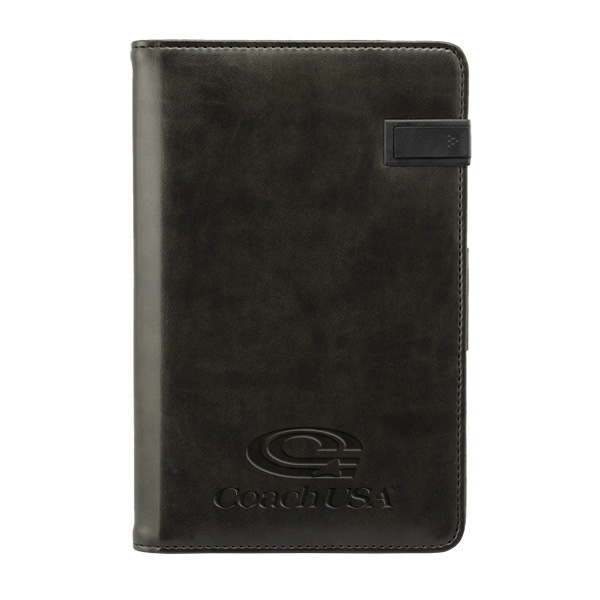 Tech Passport Travel Wallet With Power Bank And 8gb Usb Key