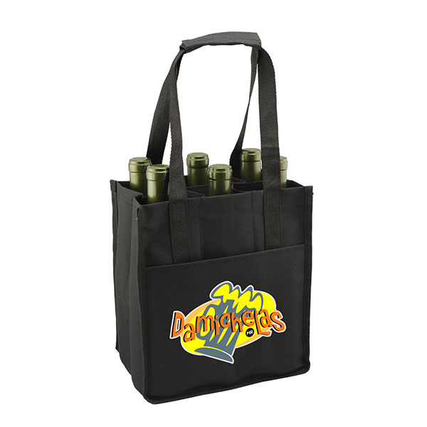 Six Bottle Tote
