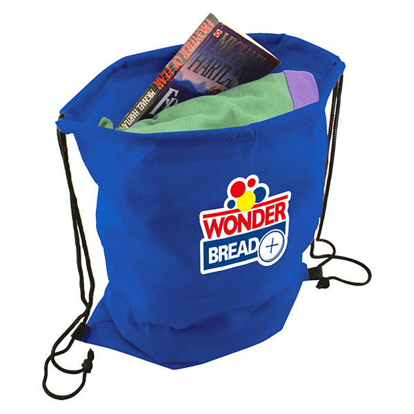 Non Woven Cinch Draw String Bags