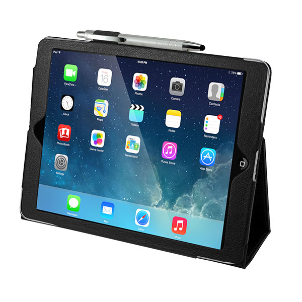 Faux Leather Case For IPad AIR