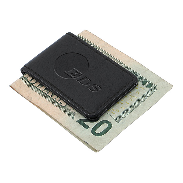 Prestige Leather Magnetic Money Clip