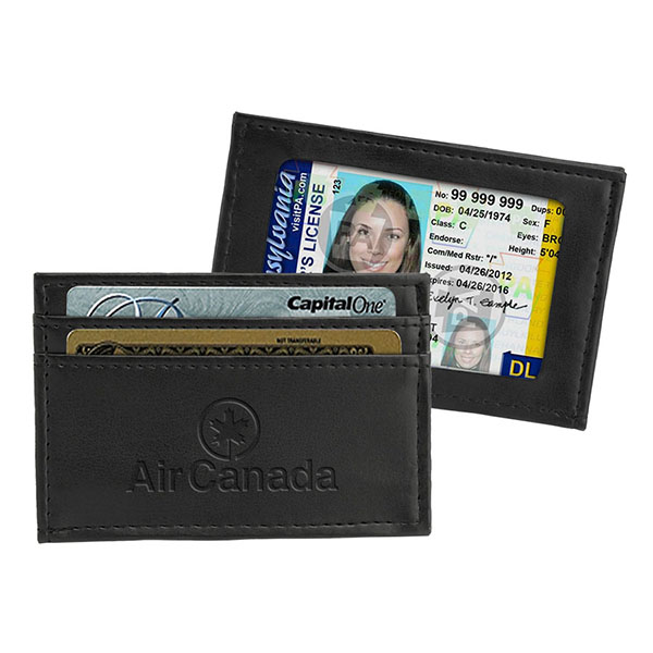 Slim Money Fold And Card Case
