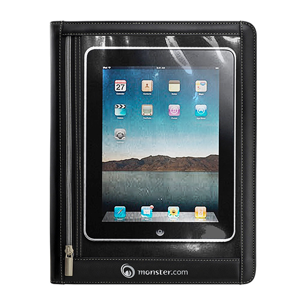 Padfolio With Touchscreen For Tablet Computers